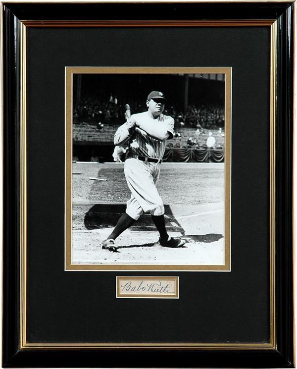 Babe Ruth - Spring 2006 Catalog
