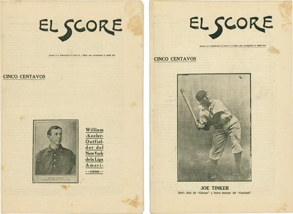 Baseball Memorabilia - Spring 2006 Catalog