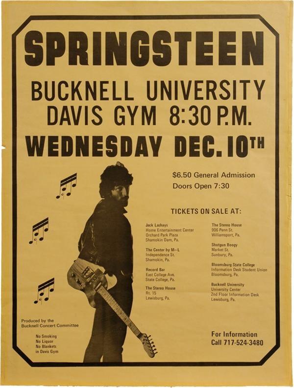 Bruce Springsteen - Spring 2006 Catalog
