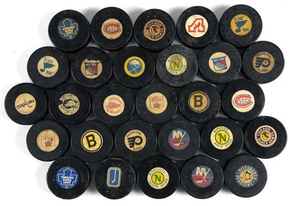 Hockey Memorabilia - Spring 2006 Catalog