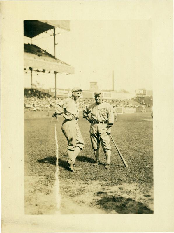 Baseball Photographs - Summer/August 2006 Catalog