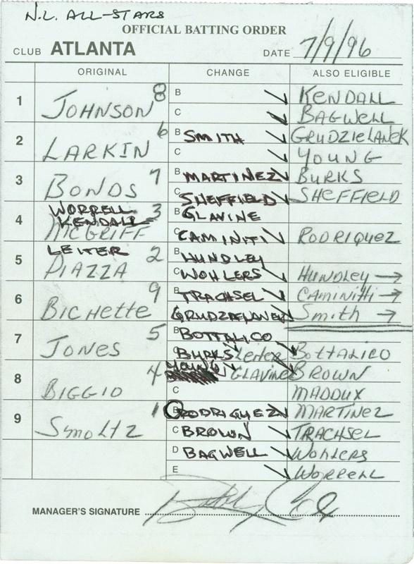 Ernie Davis - Summer/August 2006 Catalog