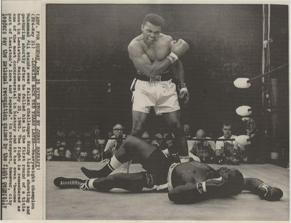 Muhammad Ali & Boxing - Summer/August 2006 Catalog