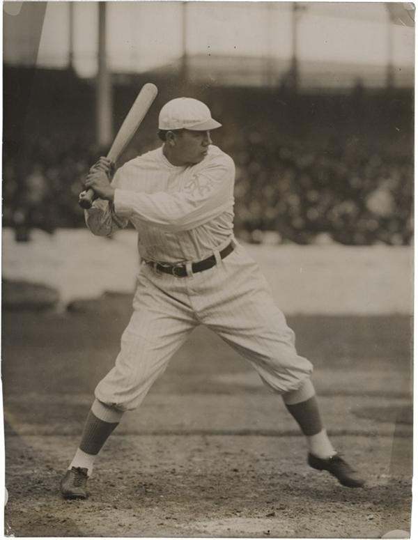 Chief Meyers 1913 World Series