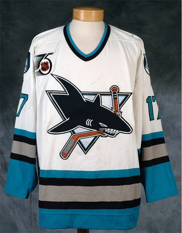 the latest e7d96 43b6b netherlands san jose sharks 1991 jersey 17ff3 c550a