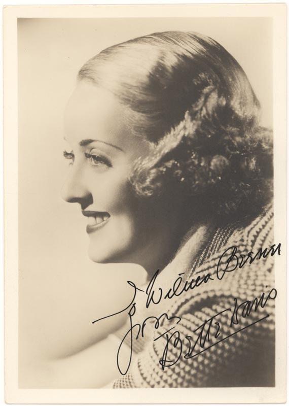 Autographs Historical Celebrity - January 2007 Lelands - Gaynor