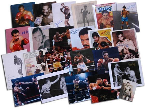 Autographs Other - January 2007 Lelands - Gaynor
