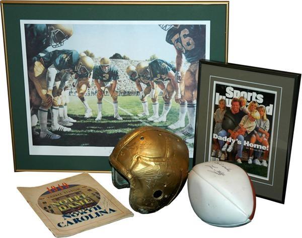 Autographs Football - January 2007 Lelands - Gaynor