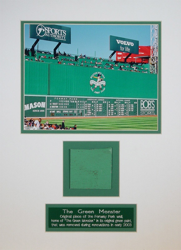 Game Used Baseball - January 2007 Lelands - Gaynor