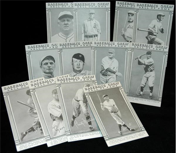 Cards BAseball Post 1930 - January 2007 Lelands - Gaynor