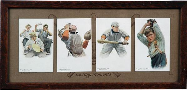 Baseball Memorabilia - February 2007 Lelands - Gaynor