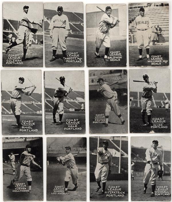 Cards Baseball Pre 1930 - February 2007 Lelands - Gaynor