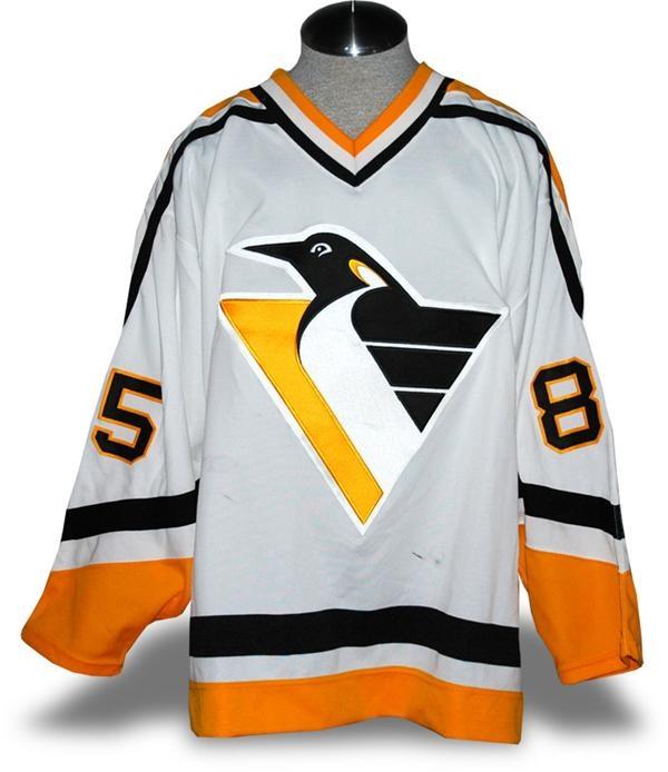 Game Used Hockey - February 2007 Lelands - Gaynor
