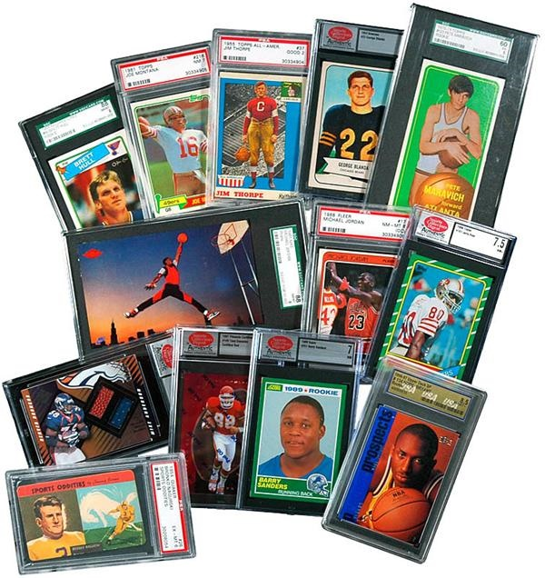 Sports and Non Sports Cards - March 2007 Lelands - Gaynor