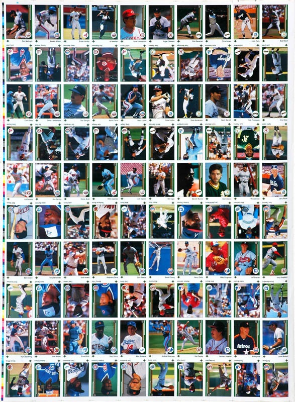 Baseball and Trading Cards - March 2007 Lelands - Gaynor
