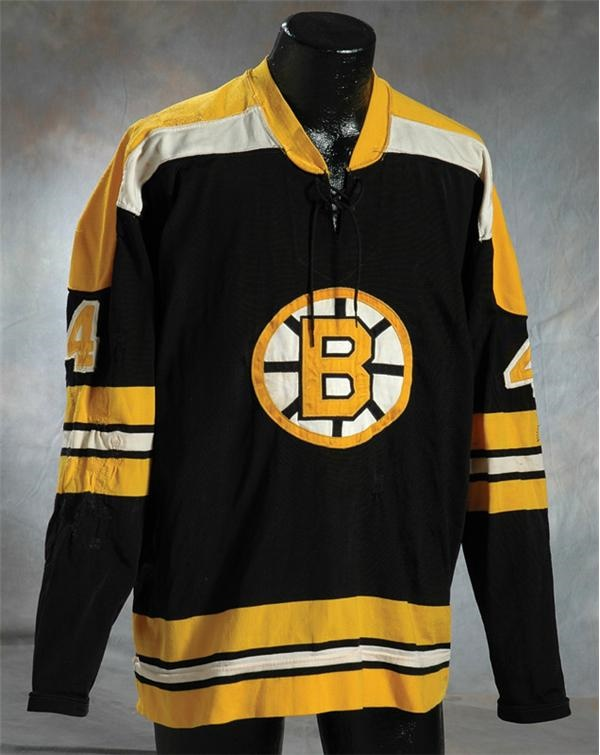 1969-70 Bobby Orr Game Worn Photo-Matched Boston Bruins Jersey 338cf91f4