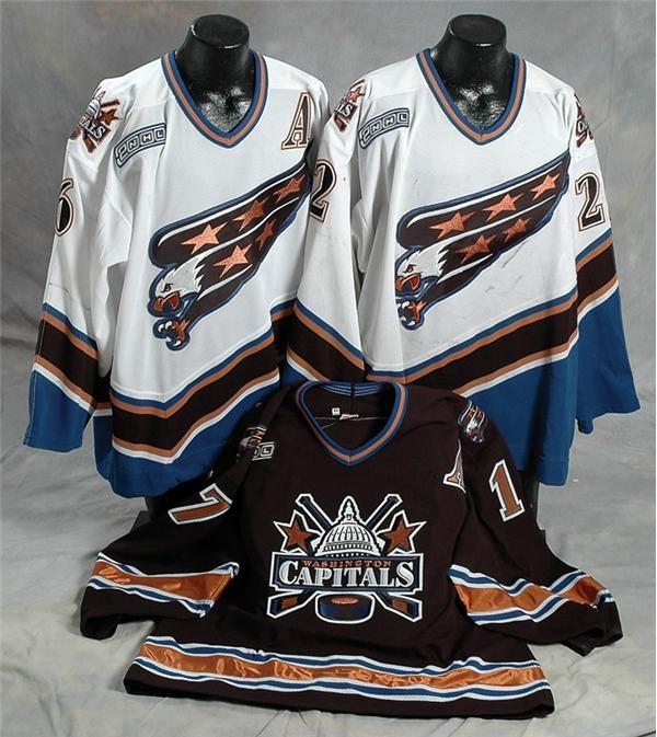 Hockey Equipment - April 2007 Catalog
