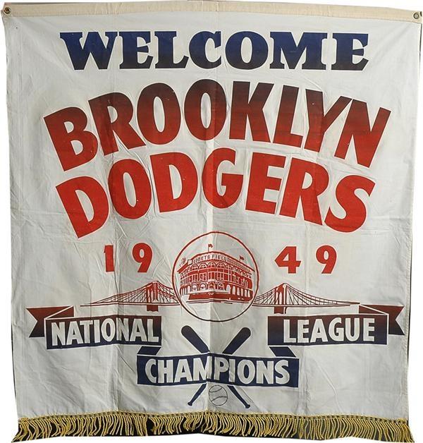 Jackie Robinson & Brooklyn Dodgers - April 2007 Catalog