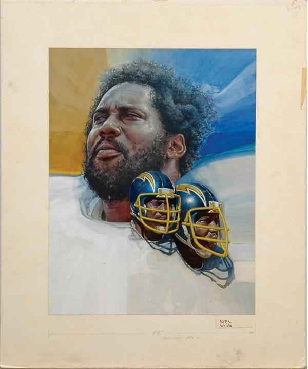 Sports Fine Art - April 2007 Catalog