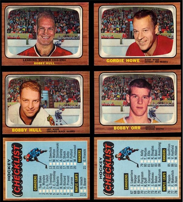 Hockey Memorabilia - April 2007 Catalog