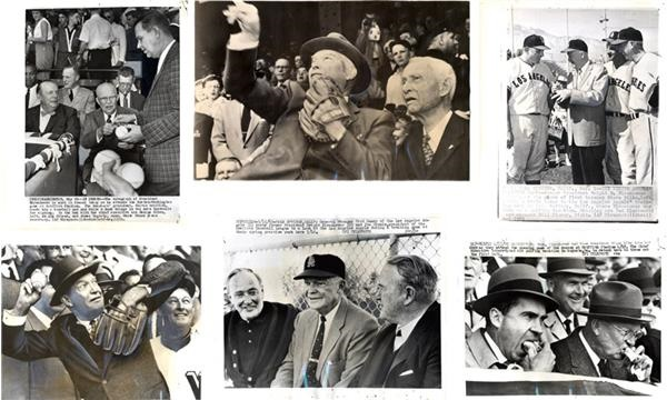Presidential Baseball - April 2007 Catalog