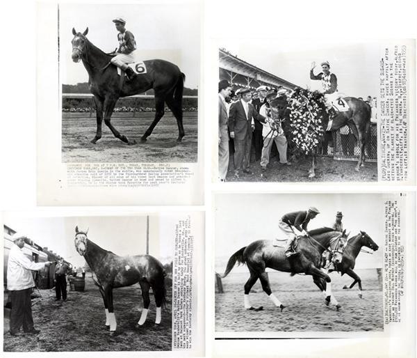 Horse Racing - April 2007 Catalog