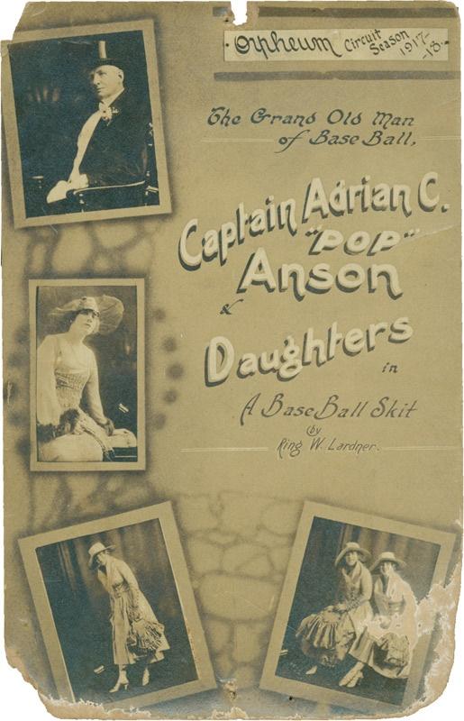 The Cap Anson Collection - April 2007 Catalog
