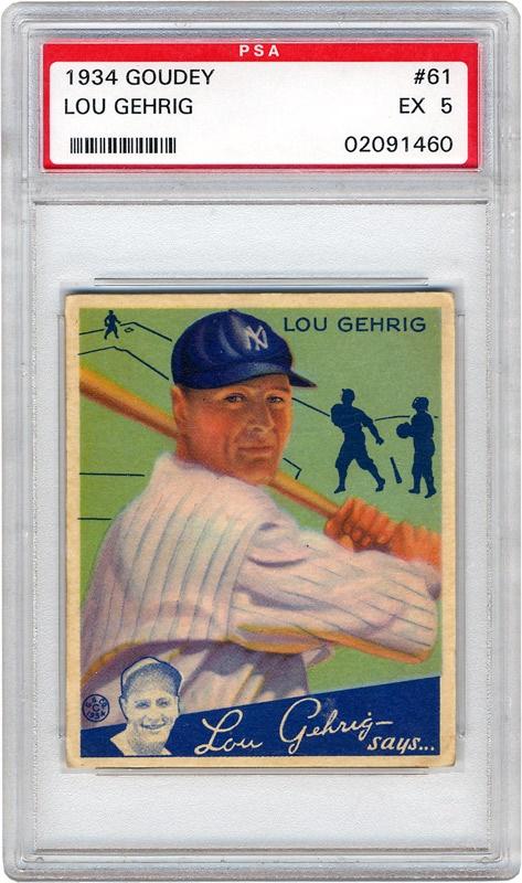 Baseball and Trading Cards - April 2007 Catalog
