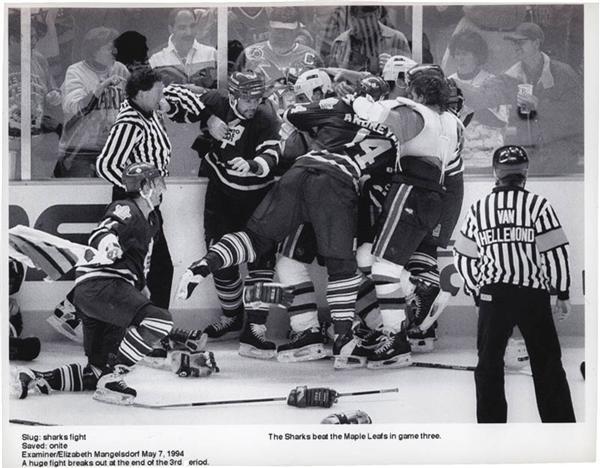 Hockey - April 2007 Lelands - Gaynor