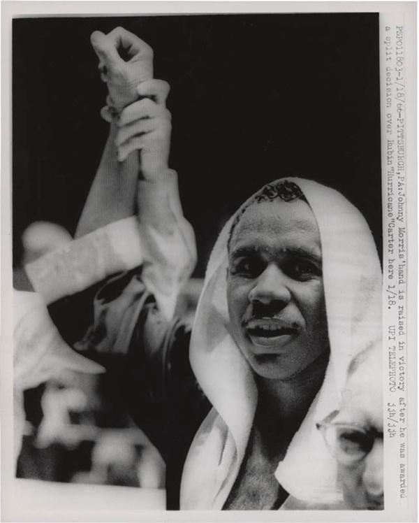 Muhammad Ali & Boxing - April 2007 Lelands - Gaynor