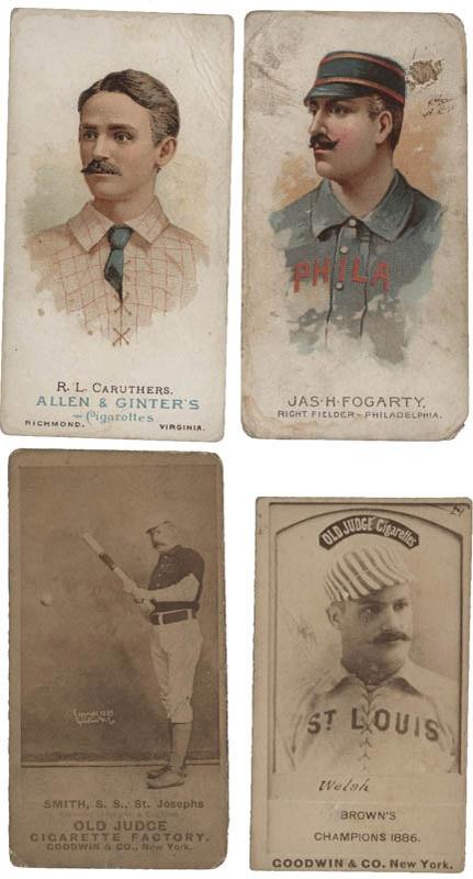 Baseball and Trading Cards - April 2007 Lelands - Gaynor