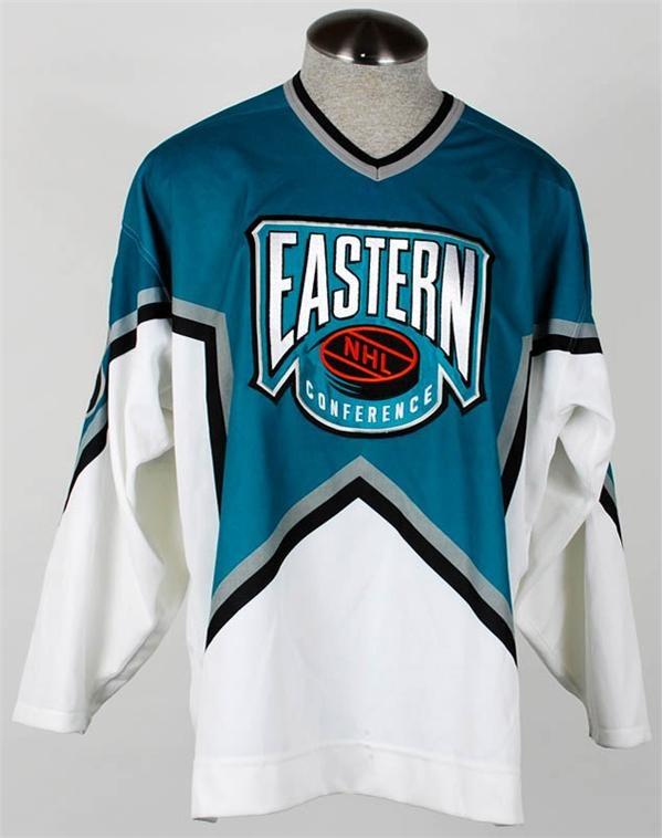 1994 Jaromir Jagr NHL All-Star Game Issued Jersey 5e8281888