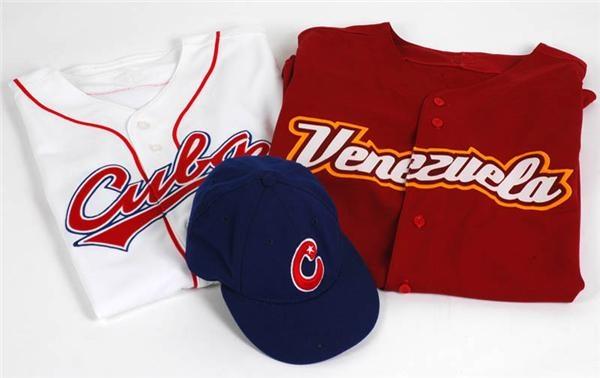 Baseball Equipment - April 2007 Lelands - Gaynor