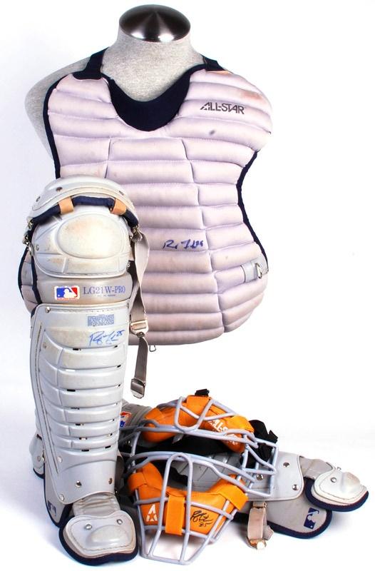 Baseball Equipment - July 2007 Lelands - Gaynor