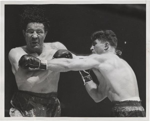 Muhammad Ali & Boxing - July 2007 Lelands - Gaynor