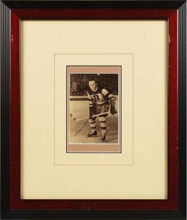Hockey Autographs - July 2007 Lelands - Gaynor