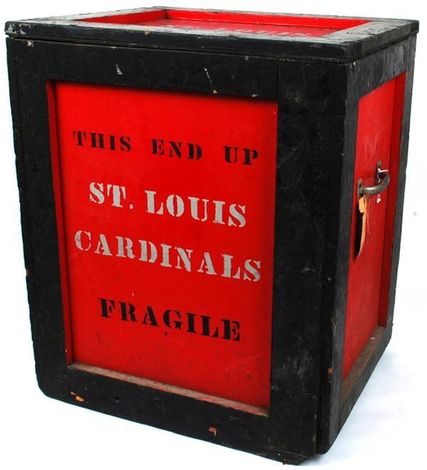 St. Louis Cardinals - May 2007 Lelands - Gaynor