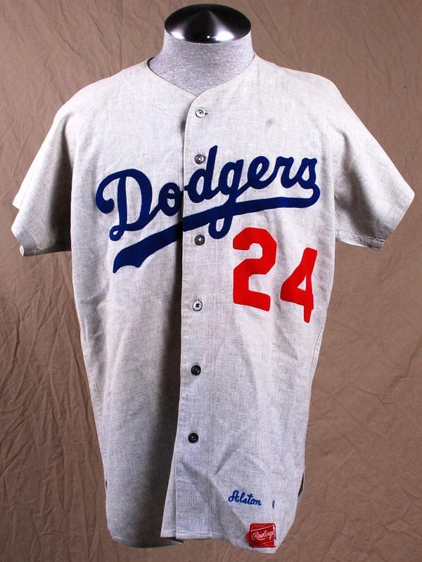 Baseball Equipment - May 2007 Lelands - Gaynor