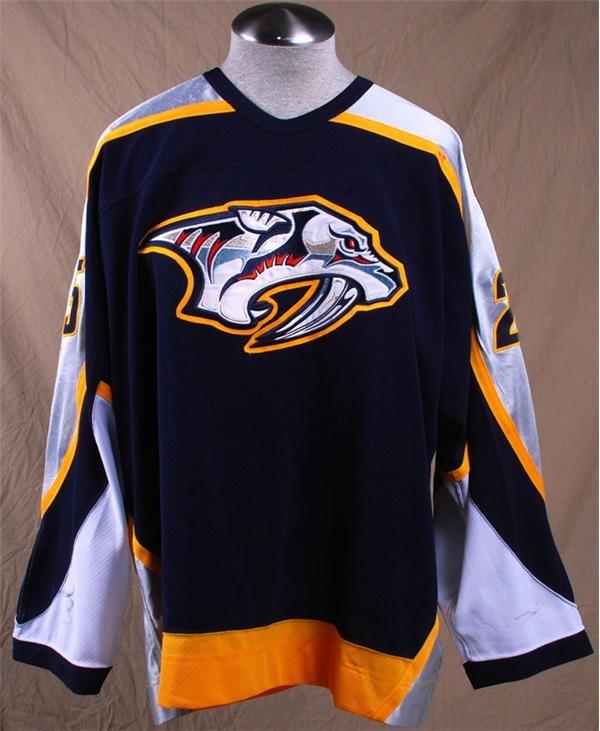 Hockey Equipment - May 2007 Lelands - Gaynor