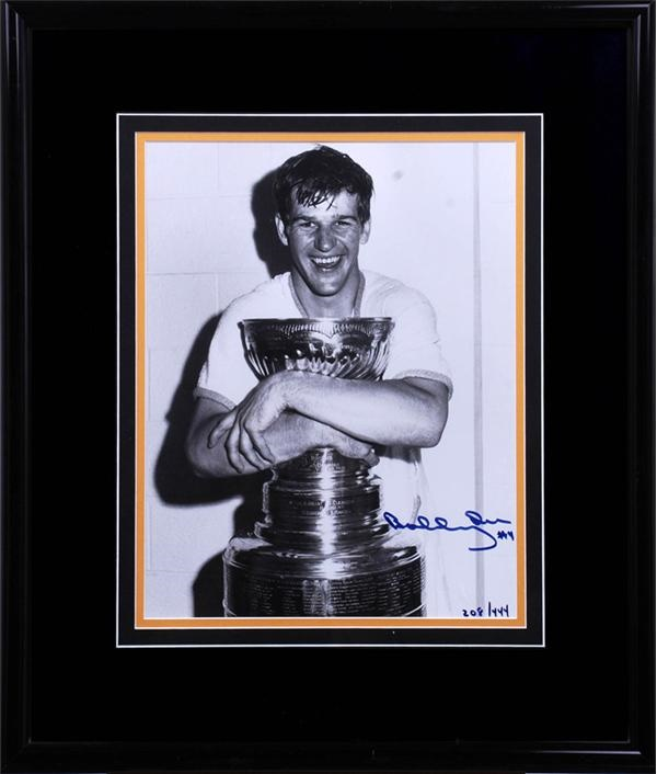 Hockey Autographs - May 2007 Lelands - Gaynor