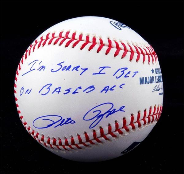 Baseball Autographs - May 2007 Lelands - Gaynor