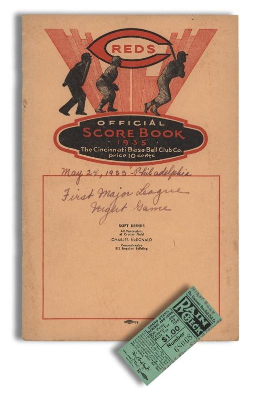Joseph Scudese Collection - May 2007 Lelands - Gaynor