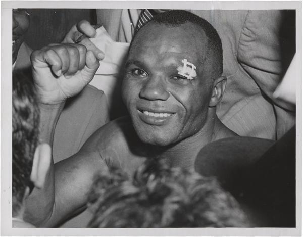 Muhammad Ali & Boxing - June 2007 Lelands - Gaynor