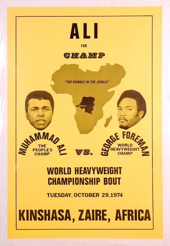 Muhammad Ali - November 2007 Catalog