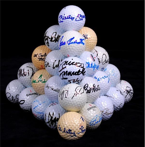 Memorabilia Golf - November 2007 Catalog