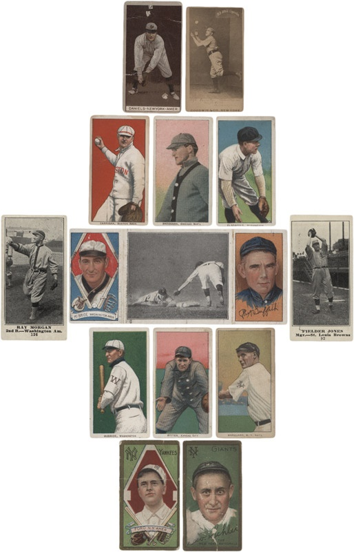 Baseball and Trading Cards - November 2007 Catalog