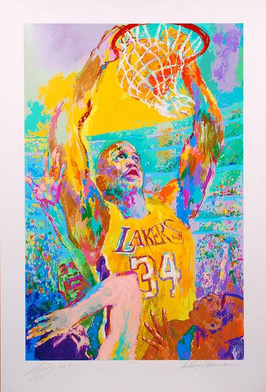 Sports Fine Art - November 2007 Catalog
