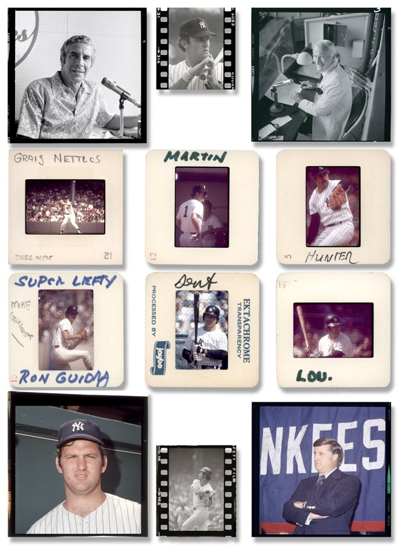Baseball Photographs - November 2007 Catalog