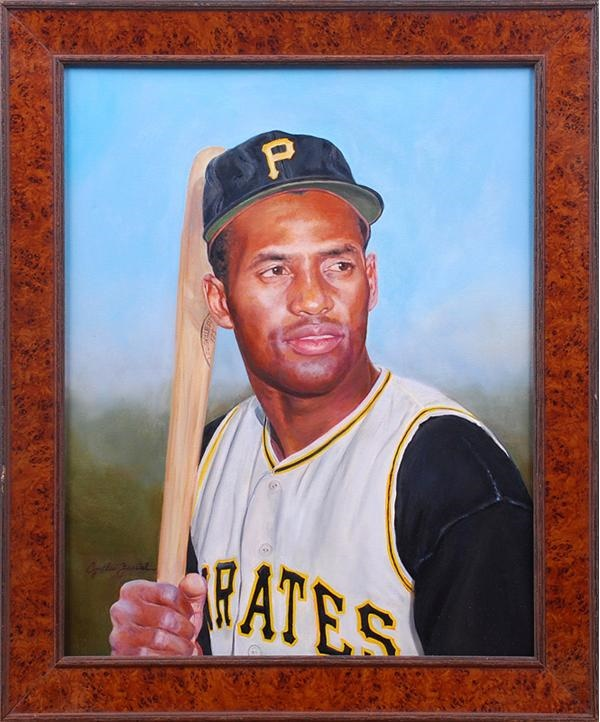 Clemente and Pittsburgh Pirates - November 2007 Catalog