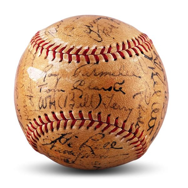 Autographs Baseball - November 2007 Catalog